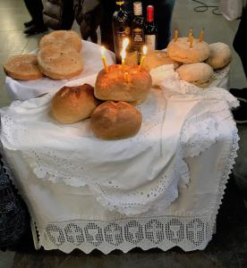 Αρτοκλασία Νοέμβριος 2019, S:ta Maria kyrka